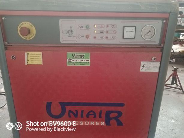 Compressor insonorizado 10 bar
