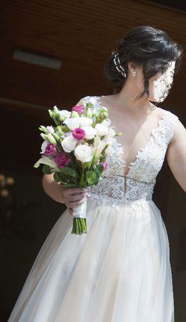 Suknia Ślubna z salonu Madonna - Claudia