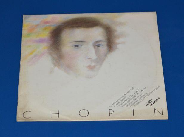 CHOPIN, koncert fortepianowy, Andante spianato, Wielki Polonez - LP