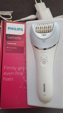 Depilator Philips Satinelle Wet&Dry BRE605