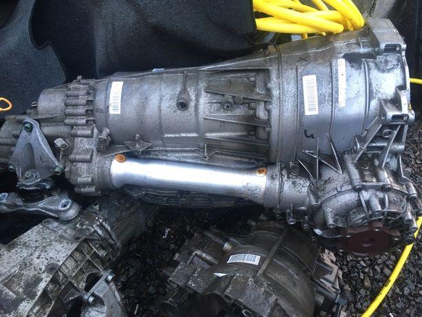 Коробка audi a8 d3 4.2 мотор BGK 4.2 рейка A6 c6 3.0 tdi АКПП Quattro