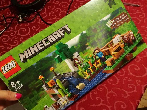 Lego minecraft farma 21114