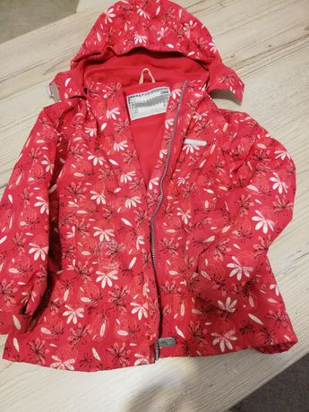 Пальто куртка демисизонная Lenne, размер 110