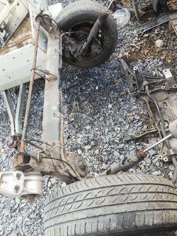 Belka zawieszenie tył Passat B5 FL kombi