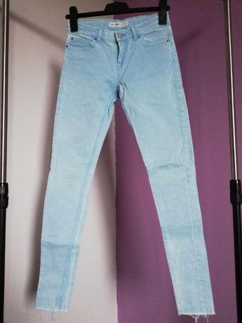 Spodnie jeans niebieskie Cubus rozm. 26