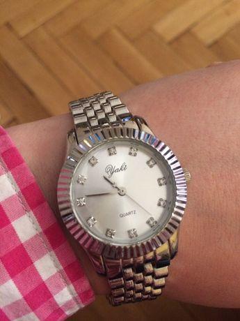 Damskie zegarek ze stali szlachetnej