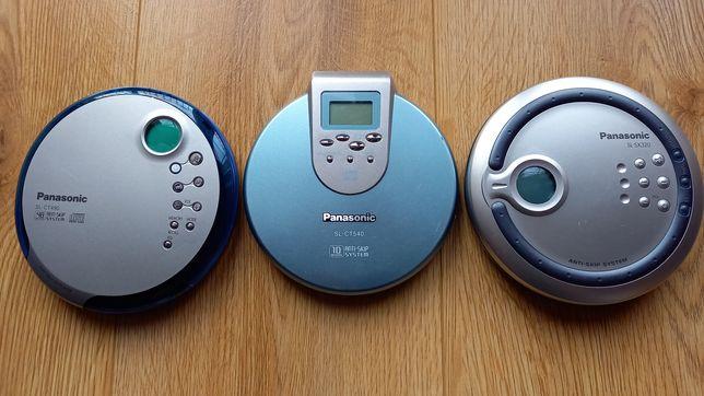Discman Walkman CD Panasonic