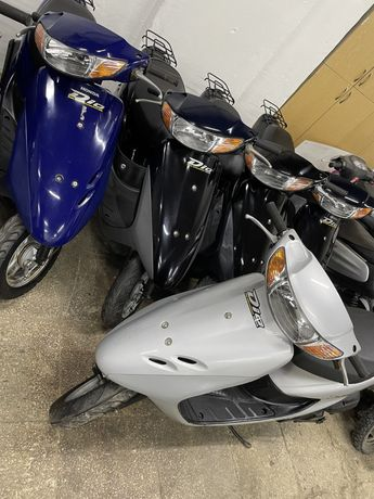 Скутер з контейнера з Японії Yamaha Honda Suzuki БЕЗ пробігу по Україн