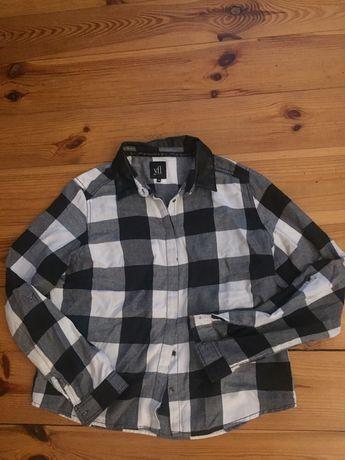 Reserved koszula w kratę -38
