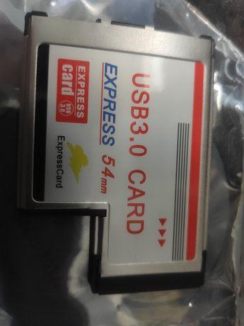 Usb3 card para portátil