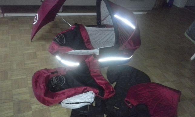 Gondola do wózka X-Lander ze śpiworkiem