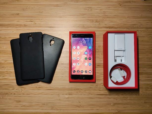 OnePlus 3 6/64 GB Graphite Nowa bateria A3003