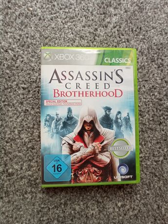 Assasin Creed Brotherhood Xbox 360