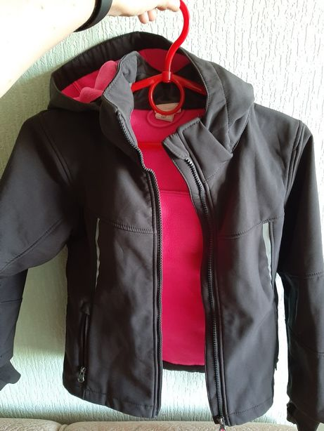 Термо куртка для девочки