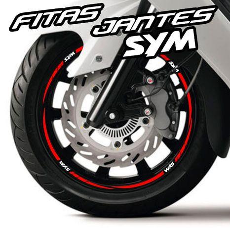 """Fitas p/ jantes sym v01 - 14/13"""" mod. 2F / 3F / 4F"""