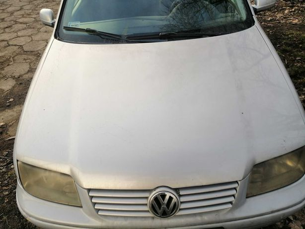 VW Bora Maska szyba zderzak pas przód błotnik lampa drzwi chłodnica