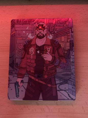 Steelbook Cyberpunk 2077