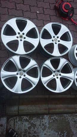 Felgi aluminiowe kahn rs-c 8,5x20 5x108 et49 ford volvo jaguar peugeot