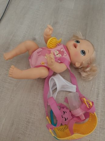 Lalka Raczkująca Baby Alive Hasbro