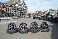 "Felgi aluminiowe CMS 5X112 16"" 7J ET32 AUDI SEAT SKODA VW"
