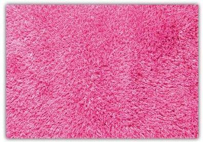 Dywan BAGGI PINK SHAGGY LAKUZA YAREN 140/190 różowy dziewczęcy