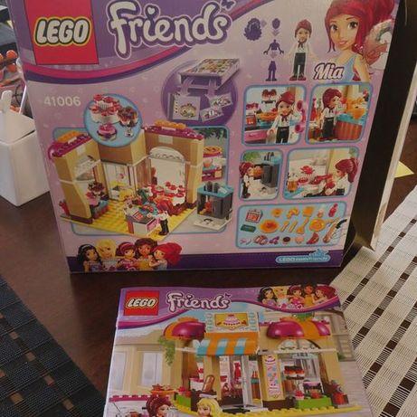 Lego Friends cukiernia 41006