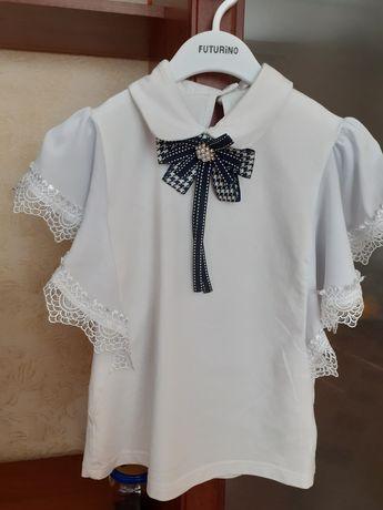 Блузки для первоклашки