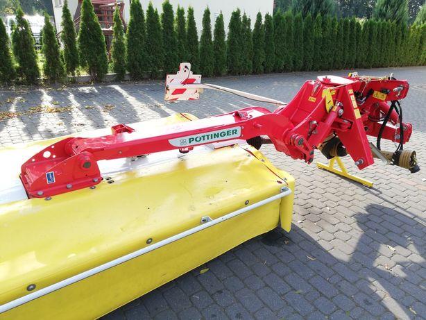Kosiarka dyskowa Pottinger Novacat 302, Nowy model