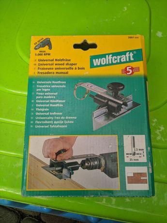 Wolfcraft 3001000 Насадка фрезеровальная для дрели
