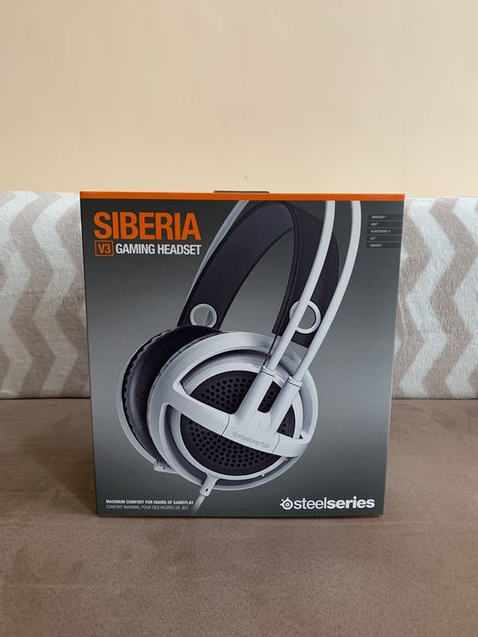Słuchawki Steelseries Siberia V3 Gaming Headset Szczecin - image 1