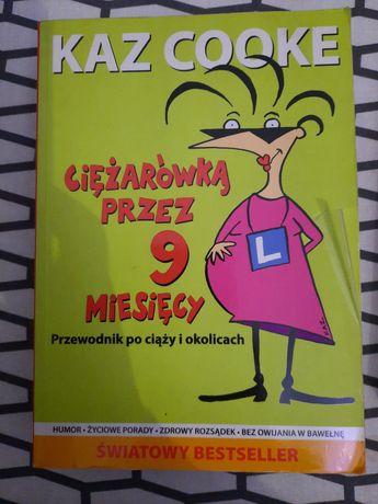 Książki o tematyce ciążowej