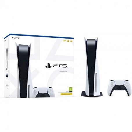 Playstation 5 (SELADA)