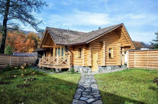 Строительство всех видов деревянных домов,беседок,альтанок