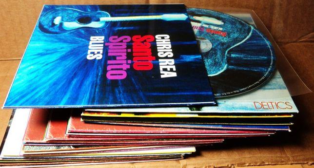 Коллекция CD альбомов Крис Ри (Chris Rea)