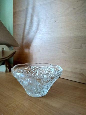 Хрустальна ваза для цукерок
