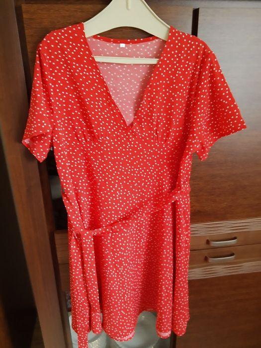 Sukienka damska czerwona Wodzisław Śląski - image 1