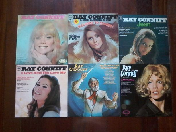 Ray Corniff and the Singers - Vinil 6 LP + 2 Single
