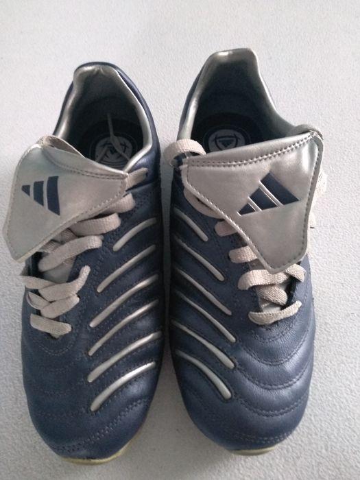 Adidas, oryginalne buty do gry w piłkę r. 38 wkł. 23cm j. nowe Ogrodzieniec - image 1