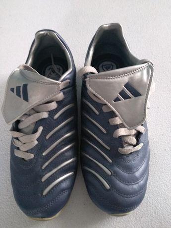 Adidas, oryginalne buty do gry w piłkę r. 38 wkł. 23cm j. nowe