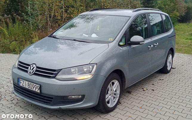 Volkswagen Sharan ** 2,0 TDI 140 KM ** 2010 *** KLIMA *** BEZWYPADEK ***