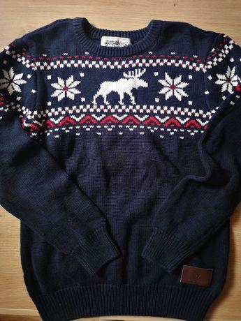 Hampton republic- sliczny swiateczny sweterek  146/152 cm