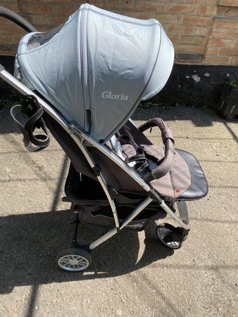 Детская прогулочная коляска Carrello Gloria!!!