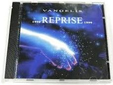 CD VANGELIS Reprise + 1942 Conquest of Paradise originais