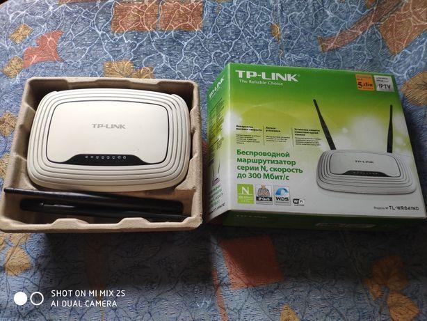 Wifi роутер TP-Link TL-WR841ND