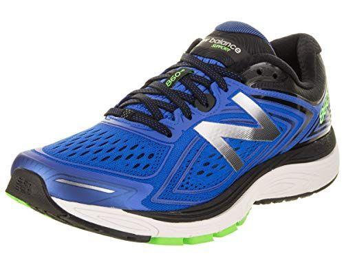 Оригинальные мужские беговые кроссовки/ New Balance 860v8/р.45(30см ст