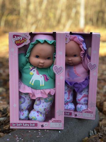 Лялька пупс мяка лялечка пупсик Америка