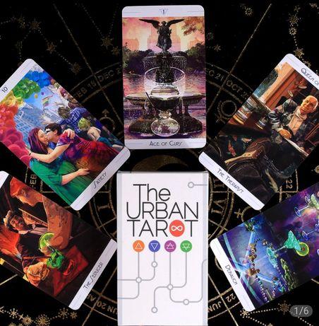Urban Tarot и др. Смотрите описание