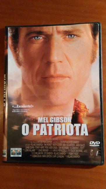 DVD Patriota