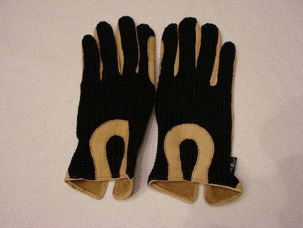 Rękawiczki do jazdy konnej