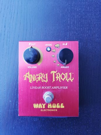 Pedal Dunlop Way Huge Angry Troll